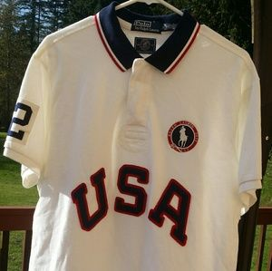 US Olympics Polo shirt